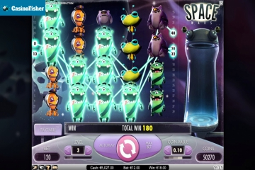 Space Wars free spins