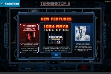 best Terminator 2 casinos