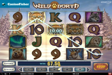 Wild North casino games