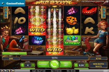 best Wild Rockets casinos