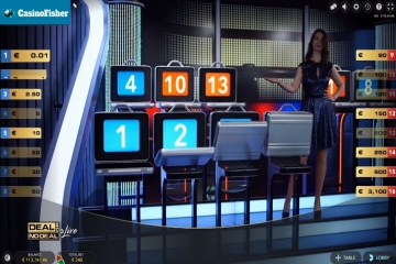 Deal Or No Deal Live casino games