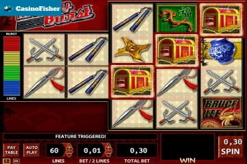 Bruce Lee casino games