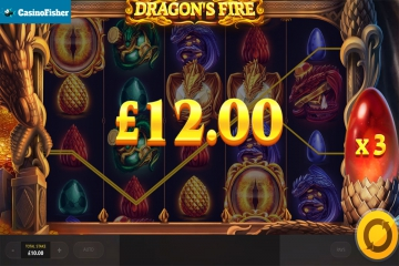 Dragon's Fire no deposit bonus