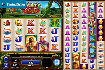 best Giant's Gold casinos