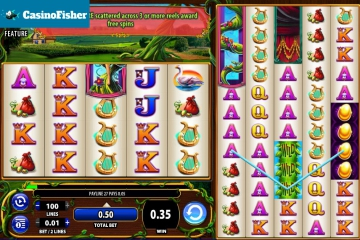Giant's Gold casino games