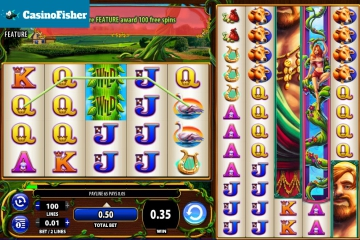 Giant's Gold free spins