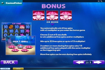 Great Blue casino games