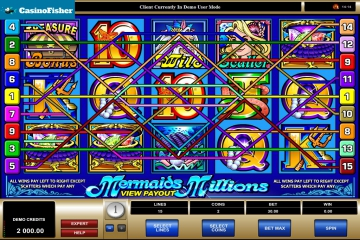 best Mermaids Millions casinos