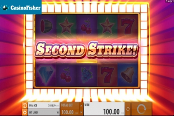 Second Strike free spins
