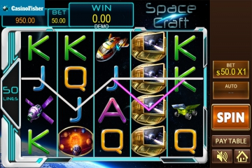 Space Craft slot