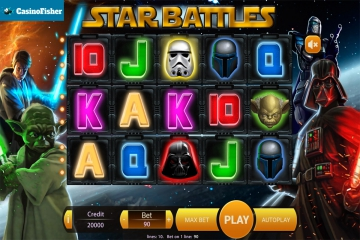 Star Battles slot