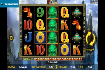 Stone to Gold slot