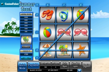 Summer Beach slot