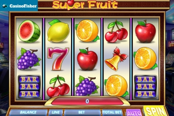 Super Fruit (Aiwin Games) slot