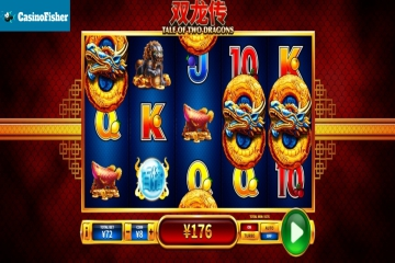 Tale of Two Dragons slot