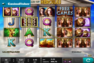 Tales of Hercules slot