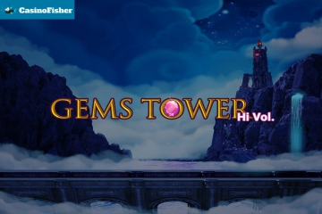 The Gems Tower slot