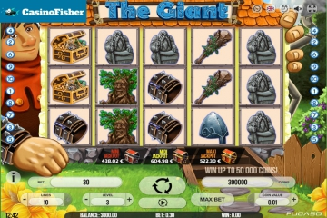 The Giant slot