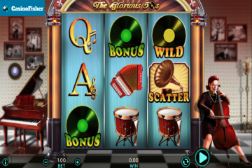 The Glorious 50s slot