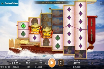 The Great Voyages slot