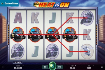 The Heat Is On (MahiGaming) slot