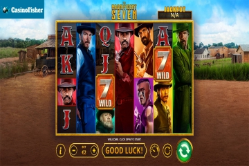 The Magnificent Seven (Skywind Group) slot