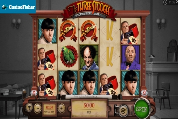 Three Stooges (Pariplay) slot