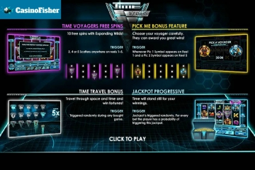 Time Voyagers slot
