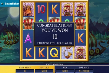 Vikings (Genesis) slot