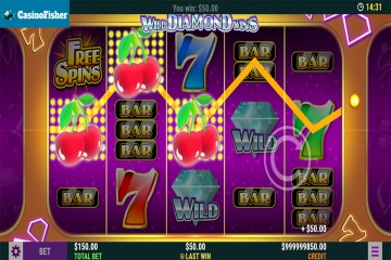 Wild Diamond Wins slot