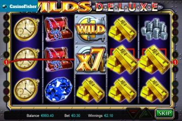Wilds Deluxe slot