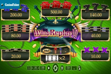Win And Replay slot