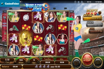 World Cup Fever slot