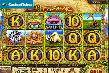 Big Game Safari slot