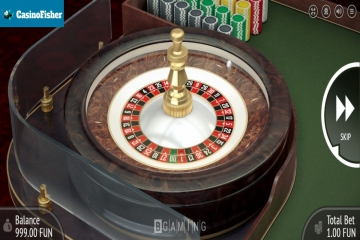 American Roulette (BGaming) roulete