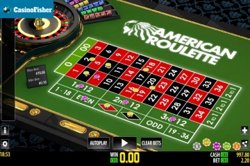 American Roulette (World Match) roulete