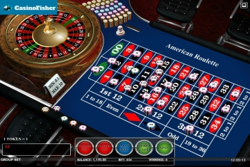 American Roulette (iSoftBet) roulete