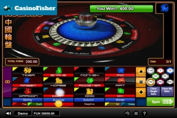 Chinese Roulette roulete