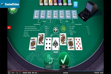 Fortune Pai Gow Poker poker