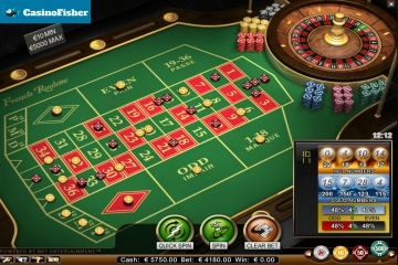 French Roulette High Limit roulete