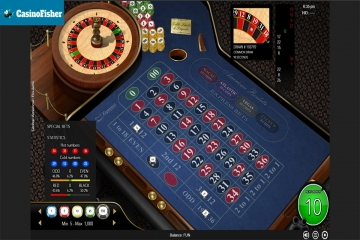 Global American Roulette roulete