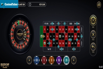 Golden Chip Roulette roulete