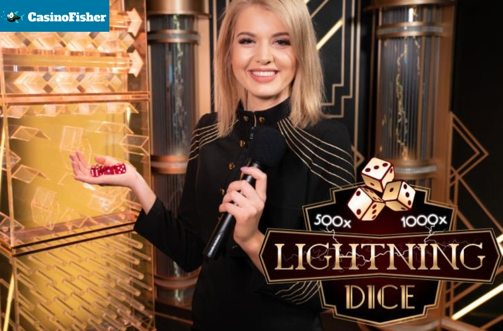Lightning Dice Evolution Gaming slot