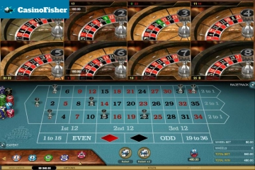 Multi Wheel Roulette roulete