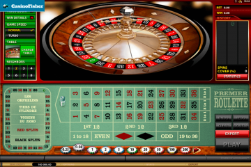 Premier Roulette (Microgaming) roulete