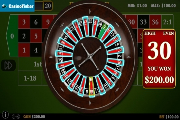 Roulette Crystal roulete