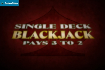 Single Deck Blackjack (Espresso Games) blackjack
