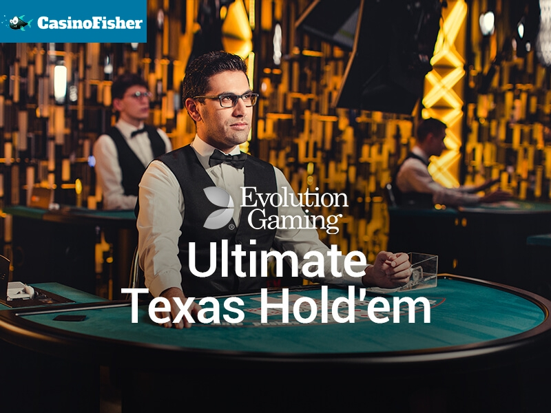 Ultimate Texas Hold'em (Evolution Gaming) review 2020