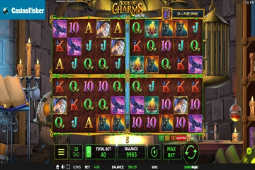 Book of Charms slot