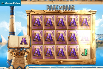 Book of Gods (Big Time Gaming) slot
